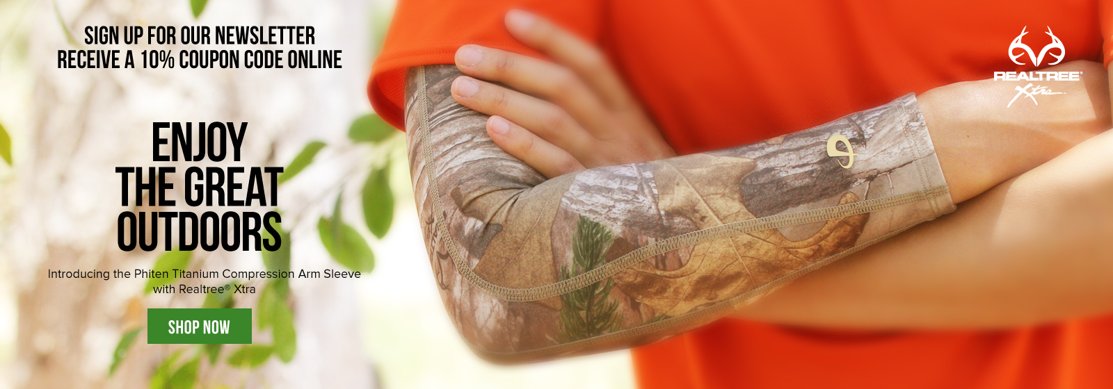 Realtree Sleeves